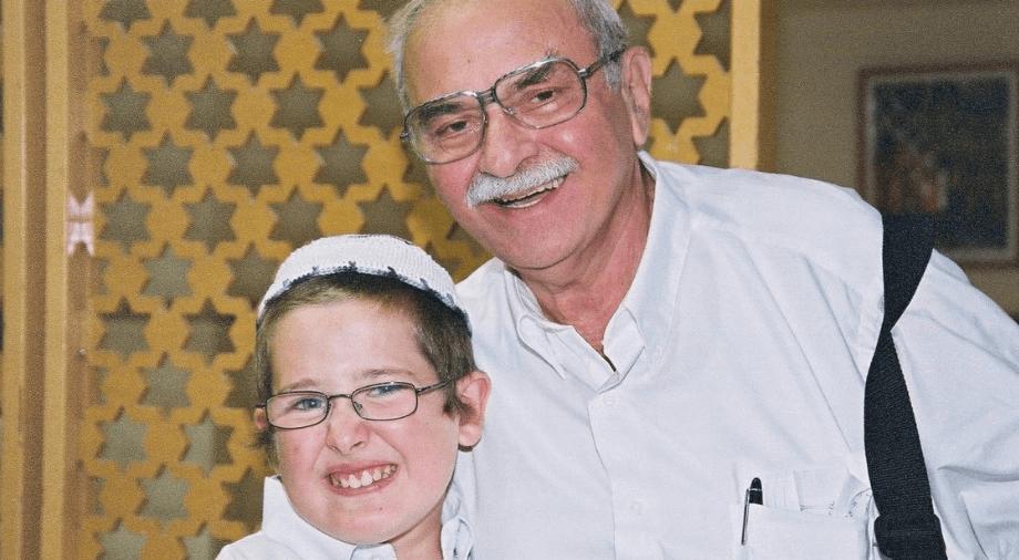 הגיבור- סבא פנחס